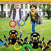 Adult outdoor party games
