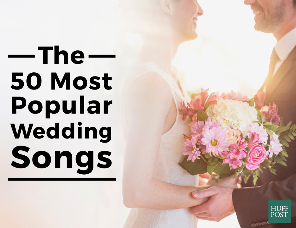 Popular wedding songs to dance to