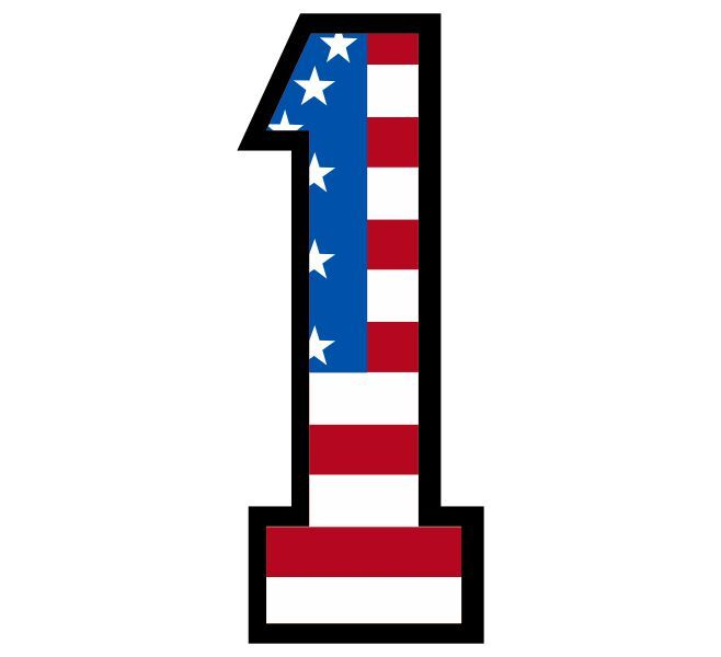 Usa number one
