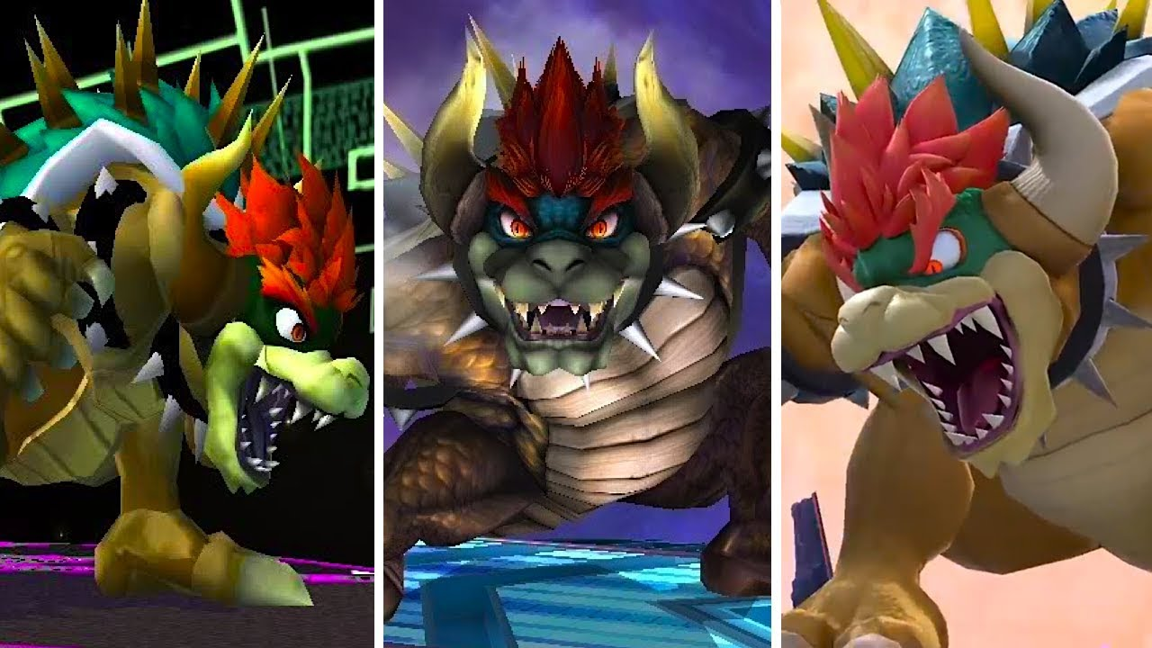 How to fight giga bowser in melee
