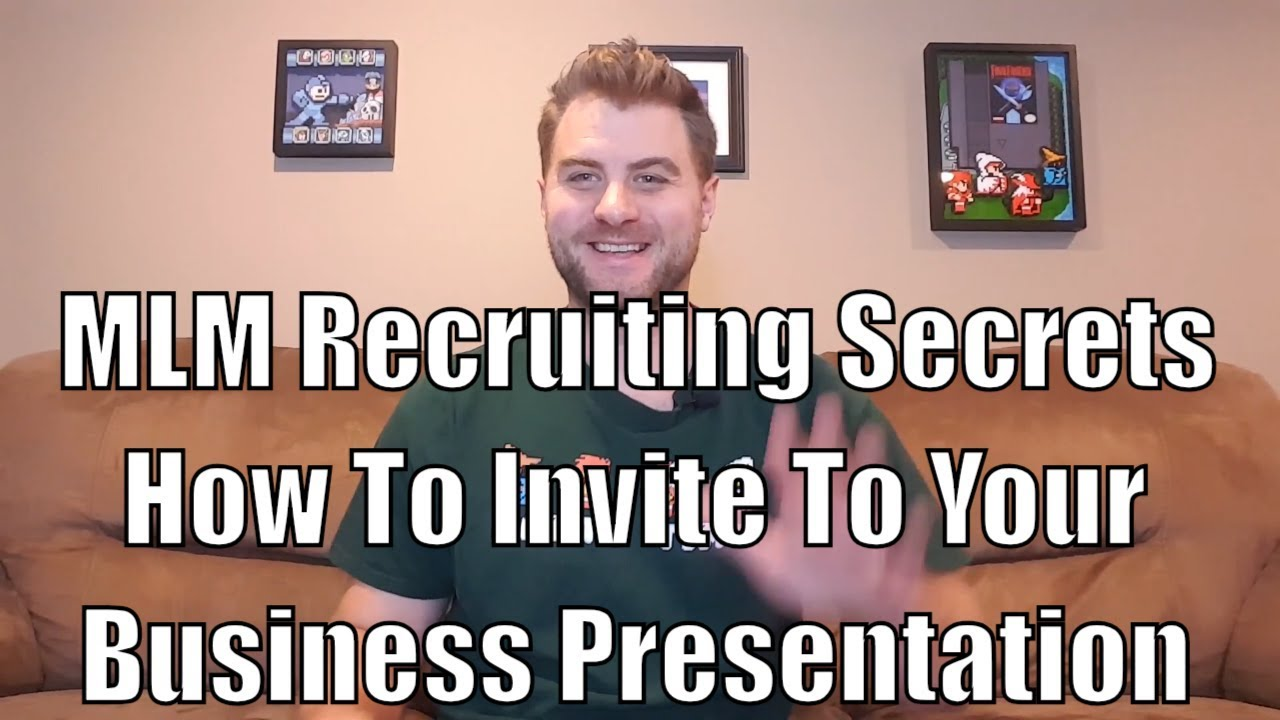 Mlm automated recruiting system