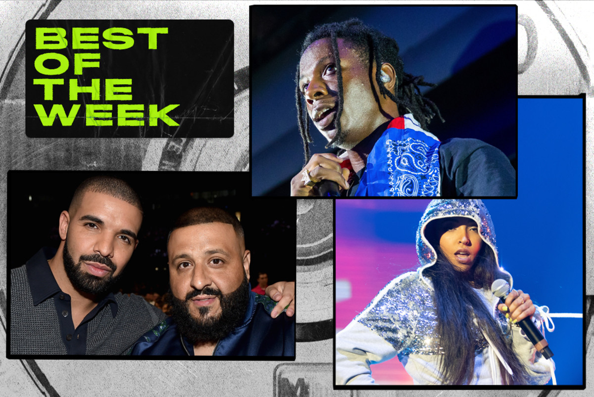Top new music this week